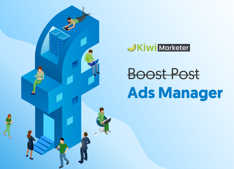 Rezultate mai bune pe Facebook: Boost Post vs. Ads Manager